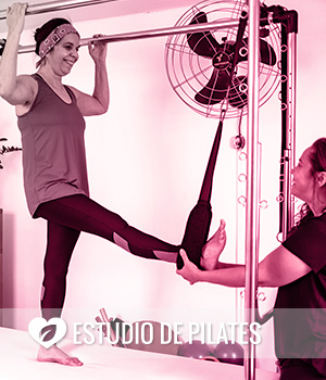 Estúdio de Pilates